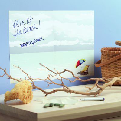 dry erase at the beach in creative wall art wallpaper direct