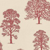 Osborne & Little Richmond Copper Wallpaper - Product code: W5870/02