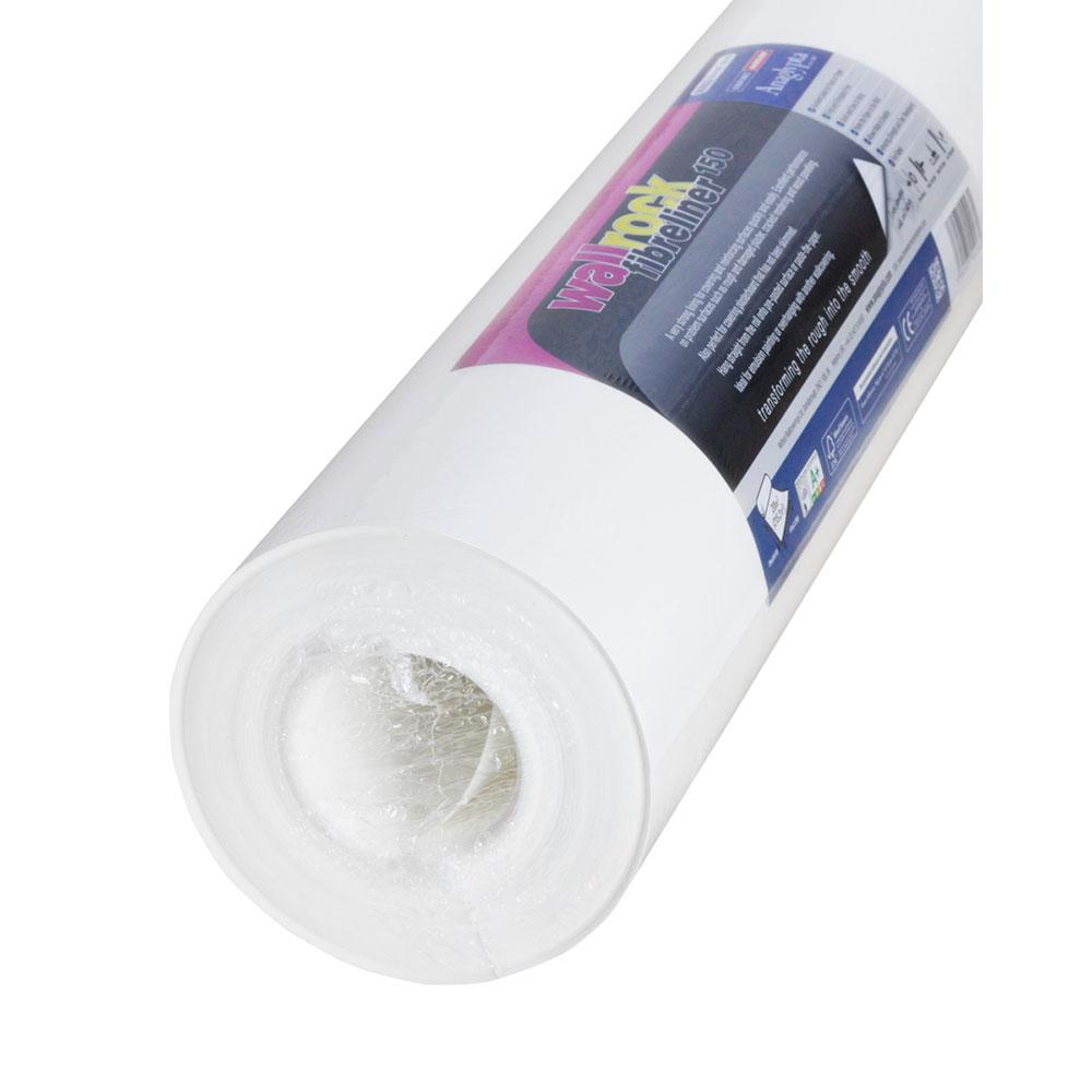 Wallrock 100 fibre liner Lining Paper - by MAV