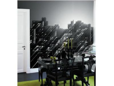 Mr Perswall City Lights  Mural - Product code: DM309-1