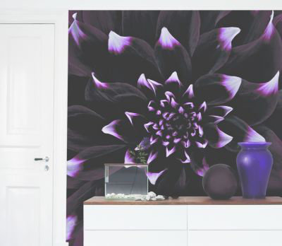 Mr Perswall Dahlia Mural - Product code: DM319-1