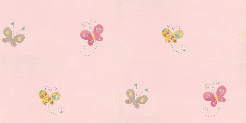 pink butterfly wallpaper. Camengo Wallpaper Butterfly