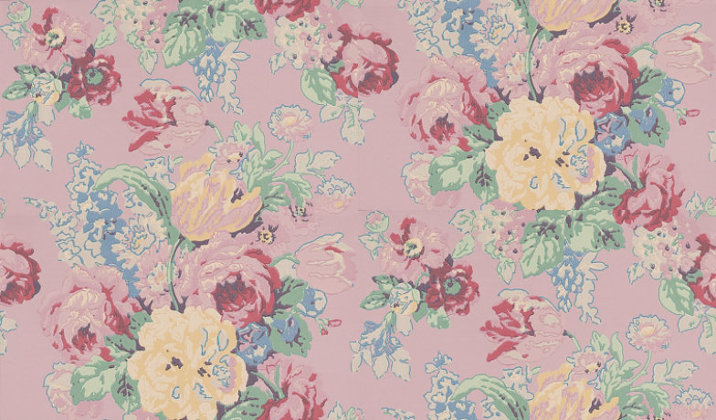 Image of Anna French Wallpapers Bouquet, BOUWP053