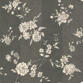 Sophie Conran Chantilly Midnight Black / Cream / Brown Wallpaper