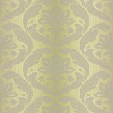 Sanderson Delaunay Damask Wallpaper