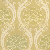 Little Greene Peony Green Wallpaper