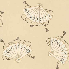 Little Greene Shojo Dark Stone Wallpaper main image