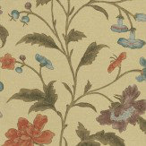 Little Greene China Rose Multi Wallpaper