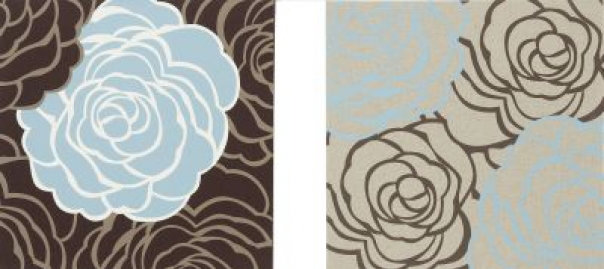 Image of Graham & Brown Art Avalanche Roses, 42629