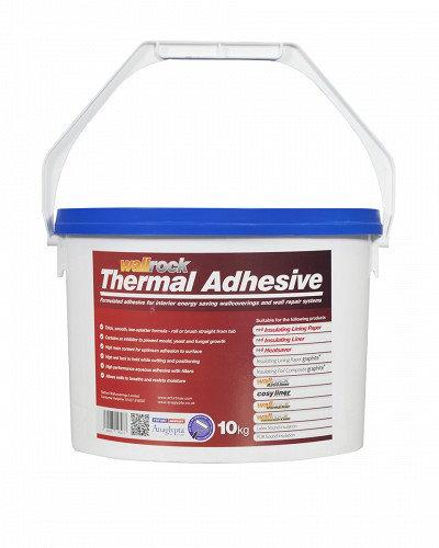 Wallrock Adhesive Wallrock Thermal Liner System Adhesive DC31920