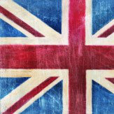 Arthouse Union Jack blue  Art