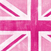 Arthouse Union Jack pink Art