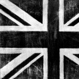Arthouse Union Jack silver Art