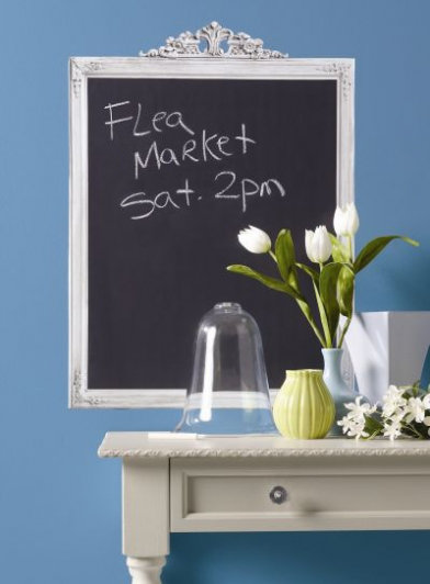 Image of Creative Wall Art Stickers Framed Chalkboard, 16022