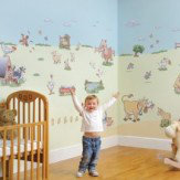 FunToSee Funberry Farm Room Make-Over Kit Sticker