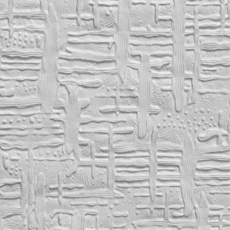 Anaglypta Edward Paintable White Wallpaper main image