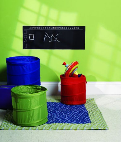 Image of Creative Wall Art Stickers ABCs Chalkboard, 16016