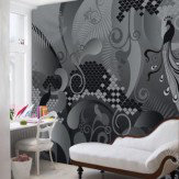 Mr Perswall Jungle Mural - Product code: P032502-8