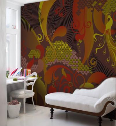 Mr Perswall Jungle  Mural - Product code: P032501-8