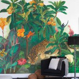 Mr Perswall Jungle Lounge  Mural - Product code: P031402-8