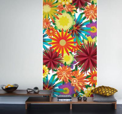 Mr Perswall Flower Power Mural - Product code: P031205-2