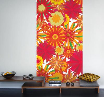 Mr Perswall Flower Power  Mural - Product code: P031203-2