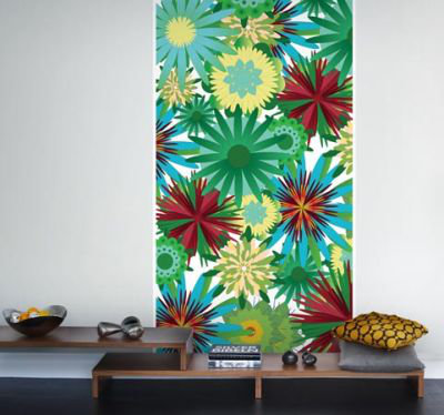 Mr Perswall Flower Power  Mural - Product code: P031202-2