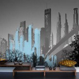 Mr Perswall City Bridge Mural - Product code: P030702-8