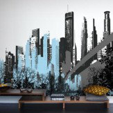 Mr Perswall City Bridge  Mural - Product code: P030701-8
