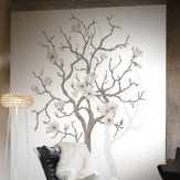 Mr Perswall Magnolia Tree mural - Product code: P030403-W