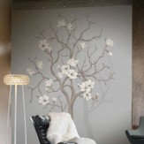 Mr Perswall Magnolia Tree mural - Product code: P030404-W
