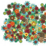 Mr Perswall Flower Power mural - Product code: P031207-W