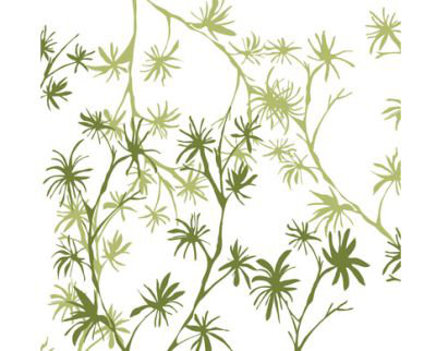 Mr Perswall Branches Mural - Product code: DM201-1