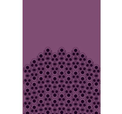 Mr Perswall Jewelbed Mural - Product code: DM205-2