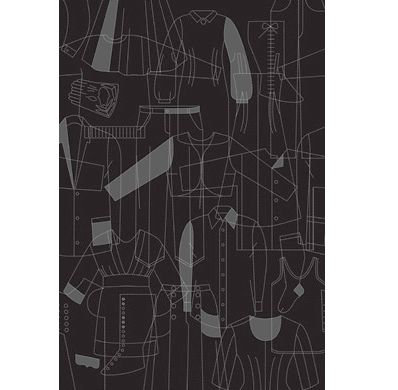 Mr Perswall Pattern Mural - Product code: DM210-4