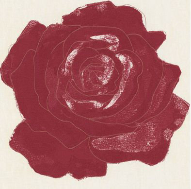 Mr Perswall Rose Mural - Product code: DM212-1