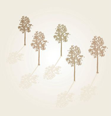 Mr Perswall Sunny Woods Mural - Product code: DM214-2