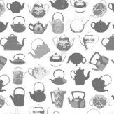 Mr Perswall Teatime Pots Mural - Product code: DM218-2-W
