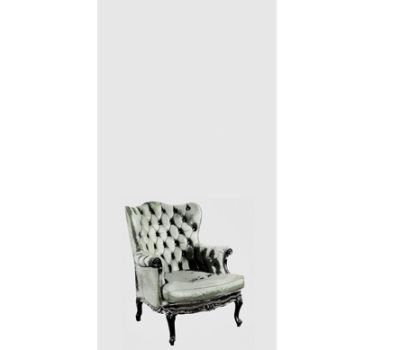 Mr Perswall Armchair Mural - Product code: DM222-1