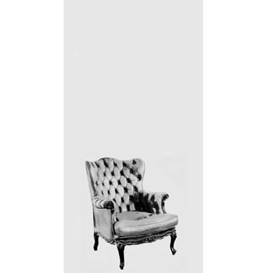 Mr Perswall Armchair Mural - Product code: DM222-3