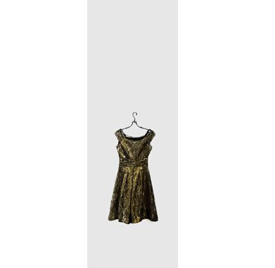 Mr Perswall Lace Dress Mural Black - Product code: DM225-3