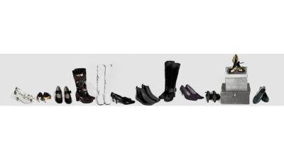 Mr Perswall Shoe Collection Mural - Product code: DM229-1