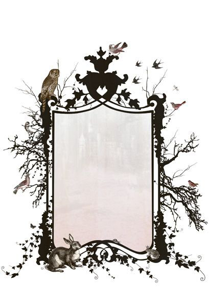 Mr Perswall Magical Mirror Mural - Product code: P010201-W