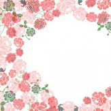 Mr Perswall Stitched Rose Mural - Product code: P010401-8