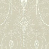 Little Greene Marlborough Paris Grey Wallpaper - Product code: 0273MAPARIS