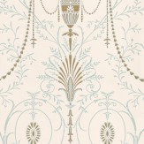 Little Greene Marlborough Crystal Wallpaper - Product code: 0273MACRYST