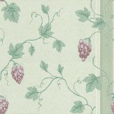 Little Greene Chesterfield Street Pale Aqua Wallpaper