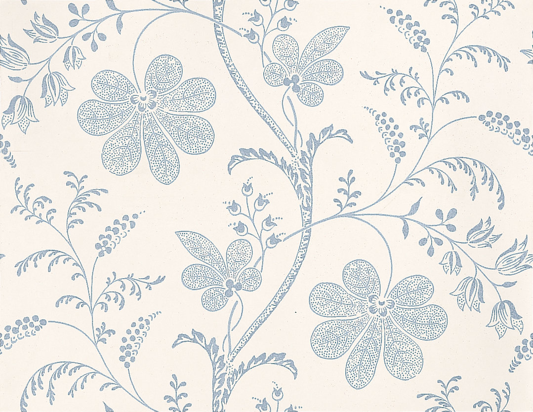 Little Greene Bedford Square Wallpaper main image