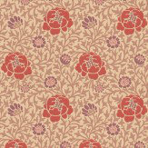 Little Greene Lansdowne Walk Wallpaper