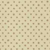 Little Greene Lower George Street Gold / Cream Wallpaper - Product code: 0273LGMOONS